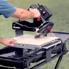 Brutus Tile Cutter 13 Inch by Brutus 61024br Professional Tile Saw With 10 Inch Diamond Blade 1