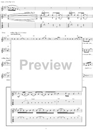 Smashing Pumpkins Luna Bass Tab by Luna Sheet For Piano And More Onlinesheetmusic Com