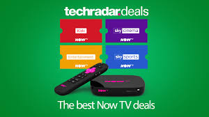 The Best Now TV Pass Offers, Boxes And Voucher Deal Prices ...