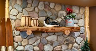 white pine log mantel shelf wood mantel shelves fireplace