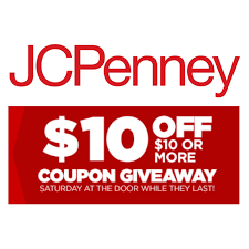JCPenney: $10 Off $10 Coupon Giveaway Today | Daily Deals ... Jcpenney Coupons 10 Off 25 Or More Jc Penneys Coupons Printable Db 2016 Grand Casino Hinckley Buffet Hktvmall Coupon 15 Best Jcpenney Black Friday Deals For 2019 Additional 20 80 Clearance With This Customer Service Email Coupon Code 2013 How To Use Promo Codes And Jcpenneycom N Deal Code Fonts Com Hell Creek Suspension House Of Rana