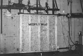 Static Dissipative Tile Testing by Midply Wood Shear Wall System Concept And Performance In Static