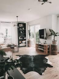 kuschelecke wohnzimmer industrial dekotrend boh