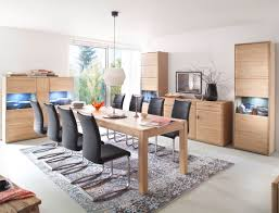 esszimmer torrent 41 eiche bianco 13 teilig led esszimmermöbel stühle expendio