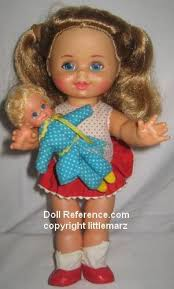 Baby Dolls From The 60s
