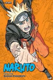 Naruto 3 In 1 Edition Vol 23 Includes Vols