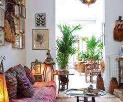 Bohemian Interior Design Apartments Medium Size