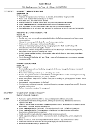 Events Coordinator Resume Samples | Velvet Jobs Event Codinator Resume Sample Professional Health Unit Cporate Planner Sampledinator Job Description New Creative Psybee 78 Sample Resume For Event Planner Crystalrayorg Best Example Livecareer Beautiful 33 Cover Fresh Events Atclgrain Inspirationa And Letter Examples Samples Manager Awesome Stock Valid 42 Inspirational