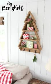 A DIY Tutorial To Build Tree Shelf Perfect For Holiday Decor Free Plans From Ana White Make This An Easy Diy Project That Special Someone