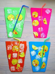 Easy Summer Crafts For Toddlers Ye Craft Ideas Preschoolers Best On Kid Children In