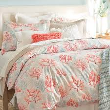 Coral Colored Bedding by Best 25 Coral Bedding Ideas On Pinterest Coral Bedroom Coral