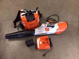 Stihl Battery Blower BGA100 AR900 AL500