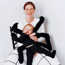 Spiderweb Mother And Sock Spider Baby Costume | Martha Stewart