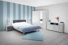 schlafzimmer komplett set c sidonia 7 teilig farbe eiche weiß anthrazit