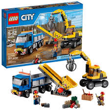 Jual LEGO City - 60075 Excavator And Truck Toy Gift Tractor Set ... Hui Na Toys No1560 Excavator Broken Disassemble Rc Truck 24g Man Long Hauler Diecast 143 Model Transport Ebay Jual Ekskavator Alat Berat Beko Light Sound Power Rideon Digger Scooter Pulling Cart Pretend Play Best Choice Products Kids Pedal Ride On Front Loader Amazoncom Set Of 3 Deluxe Cstruction Toy Vehicles Playset Loading Dumper Truck Stock Photo Royalty Free Image Video Parts Challenge Youtube Doelephant 150 Alloy Car Autotruck Breaking Mainan Mobil Remote Control Heavy Machine Bulldozer
