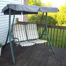 walmart 2 seater rus4860 replacement swing canopy garden winds