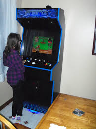 Mame Cabinet Plans 4 Player by Tredog U0027s First Full Height Slim Cabinet Cabinets And Projects