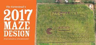 Mccalls Pumpkin Patch Employment by The Farmstead Corn Maze U0026 Pumpkin Festival