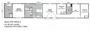 Elegant Single Wide Mobile Home Floor Plans and New