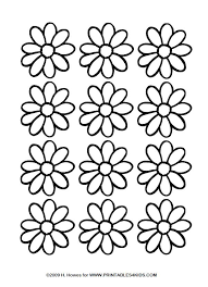Daisy Coloring Page Printables For Kids Free Word Search Puzzles Pages