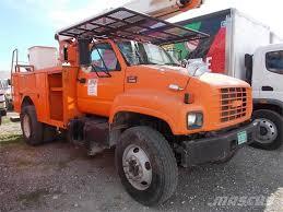 100 Gmc Work Truck Used GMC TOPKICK C8500 Work S Municipal Year 2002 Price US