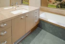 guide to choosing bathroom countertops and vanity tops from the