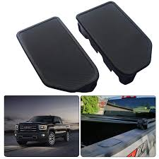 100 Pickup Truck Bed Rails Amazoncom JUCTect Rail Stake Pocket Covers For 20142018 Chevy