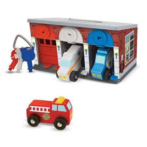 Melissa & Doug Rescue Garage