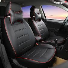housse siege mini cooper yuzhe leather car seat cover for mini one cooper r50 r52 r53 r55