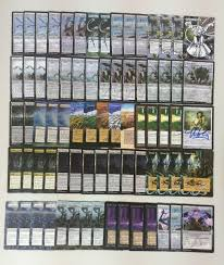 Most Expensive Mtg Deck Modern by Unpowered Vintage Deck By Choice Goes 6 1 1 At New York Stock