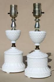 hobnail milk glass lamp – reportthatlegaladventfo
