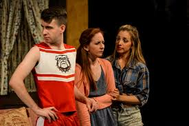 """Exit Pursued by a Bear"""" at City Lights Theatre pany – Paul"""