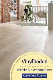 vinylboden für wohnzimmer in fliesenoptik holzoptik