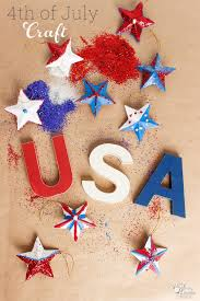 Love Cute 4th Of July Crafts That The Kids Teens And Adults Can Make Together