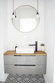 Ikea Bathroom Planner Canada by The 25 Best Round Bathroom Mirror Ideas On Pinterest Bathroom