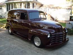 100 1948 Chevy Panel Truck Chevrolet Van 4GUY Chevrolet Classic Chevy Trucks