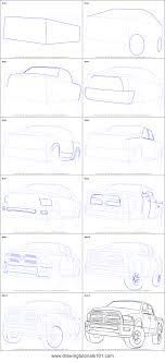 How To Draw A Ram Truck Printable Step By Step Drawing Sheet ... Step 11 How To Draw A Truck Tattoo A Pickup By Trucks Rhdragoartcom Drawing Easy Cartoon At Getdrawingscom Free For Personal Use For Kids Really Tutorial In 2018 Police Monster Coloring Pages With Sport Draw Truck Youtube Speed Drawing Of Trucks Fire And Clip Art On Clipart 1 Man