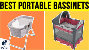 Top 10 Portable Bassinets Of 2019 | Video Review