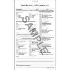 School Bus Driver's Pre-Trip Inspection Form, W/Carbon - Personalized Safety Checklists Fleetwatch Cdl Class A Pretrip Inspection Study App Infograph Combination Air Brake Ipections Fleetio Class B Cdl Pre Trip Checklist Form Best Of Vehicle Cdl Pre Trip Checklist Kendicharlasmotivacionalesco 100 Point Diagram School Bus Tennessee Truck Driving Cube Van Straight Delivery Cargo Tutorial Demo Youtube