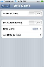 How Do I Change The Timezone My Iphone 6 Best Mobile Phone 2017