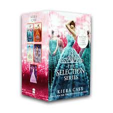 The Selection Series Collection Kiera Cass 5 Books