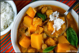 Pumpkin Butternut Squash Soup Curry by Kahakai Kitchen Donna Hay U0027s Kabocha Pumpkin And Chickpea Curry