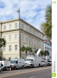 Satellite Trucks In Charleston, South Carolina Editorial Photo ... Pmtv Sallite Uplink Trucks For Broadcast Live Streaming Trucks At The Coverage Of Timothy Mcveighs Exec Flickr Side Loader New Way The Best To Transmit Data In Really Wired 3d Rendering On Road With Path Traced By Stock Espn Gameday Truck Was Parked Nearby 2012 Us Presidential Primary Covering Coverage Tv News Broadcast Live With Antenna And Sallite Tv Truck Parabolic Frm N24 Channel Media Descend On Jpl Nasas Mars Exploration Program Rear View Of White Television Multiple