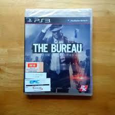 the bureau ps3 brand the bureau xcom declassified ps3 gaming