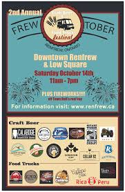100 Food Truck Websites Town Of Renfrew News Notices