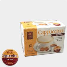 Copper Moon Cappuccino Caramel