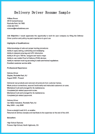 100 Truck Jobs No Experience Resume How To Fill A Resume With Pin On Resume