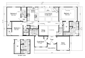 2010 Clayton Home Floor Plans by The Johnston Mobile Home Floor Plan Is A 27 X 64 1721 Sqft Double