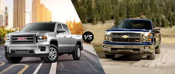 Chevy Vs Gmc Truck Gmc Comparison 2018 Sierra Vs Silverado Medlin Buick 2017 Hd First Drive Its Got A Ton Of Torque But Thats Chevrolet 1500 Double Cab Ltz 2015 Chevy Vs Gmc Trucks Carviewsandreleasedatecom New If You Have Your Own Good Photos 4wd Regular Long Box Sle At Banks Compare Ram Ford F150 Near Lift Or Level Trucksuv The Right Way Readylift 2014 Pickups Recalled For Cylinderdeacvation Issue 19992006 Silveradogmc Bedsides 55 Bed 6 Bulge And Slap Hood Scoops On Heavy Duty Trucks