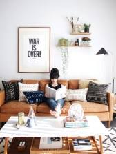 100 Eclectic And Quirky Living Room Decor 3